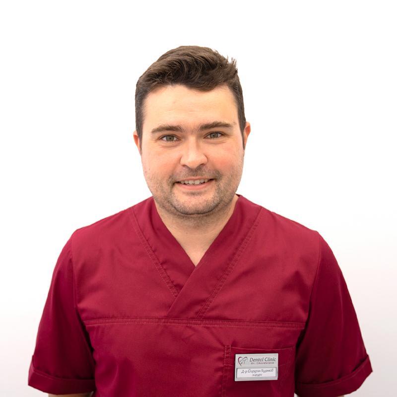 Д-р Йордан Бурмов